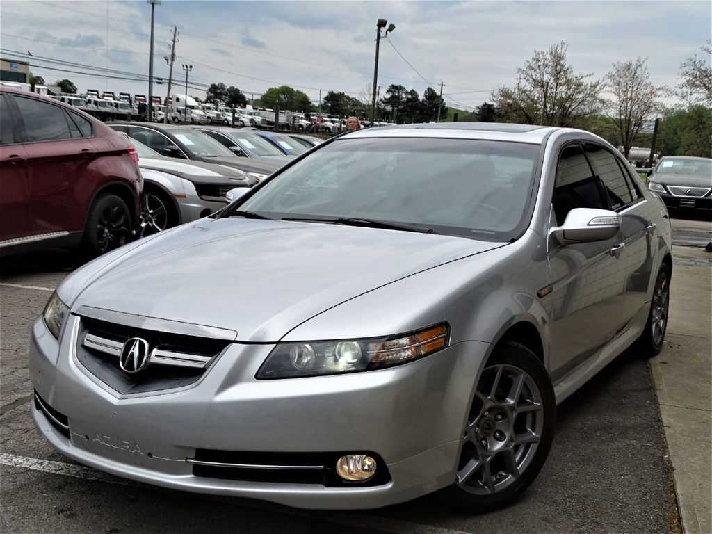 2007 Used Acura TL 2007 ACURA TL TYPE-S ONLY 54K MILES ...