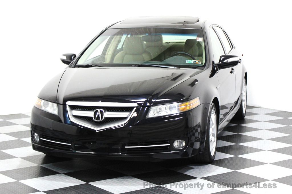 2007 Acura TL 4dr Sedan Automatic Navigation - 16417223 - 13