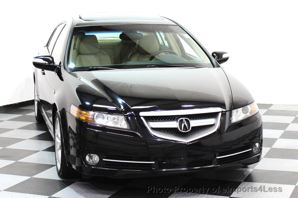2007 Acura TL 4dr Sedan Automatic Navigation - 16417223 - 16