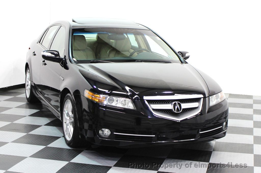 2007 Acura TL 4dr Sedan Automatic Navigation - 16417223 - 26