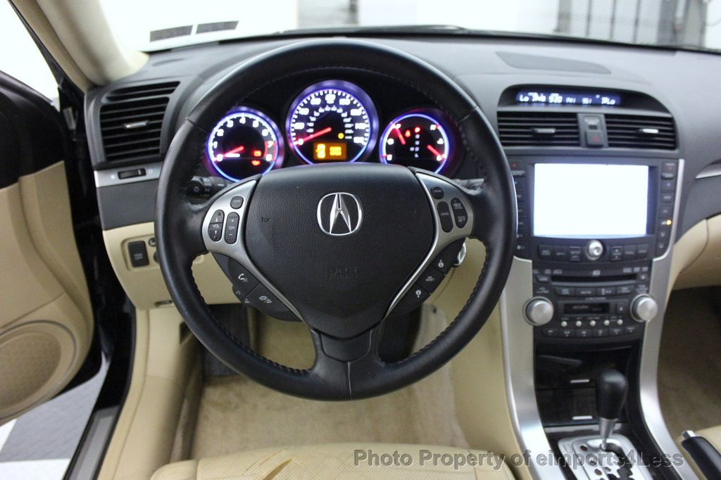 2007 Acura TL 4dr Sedan Automatic Navigation - 16417223 - 36