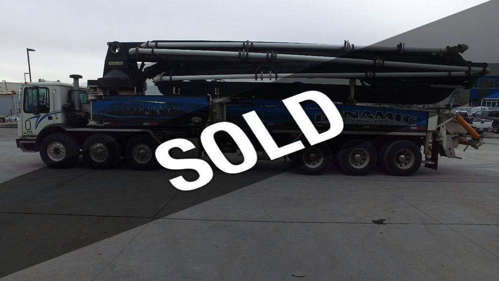 2007 Alliance 55m Mack Chassis - 15465991 - 0