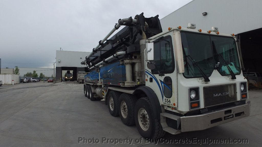 2007 Alliance 55m Mack Chassis - 15465991 - 9