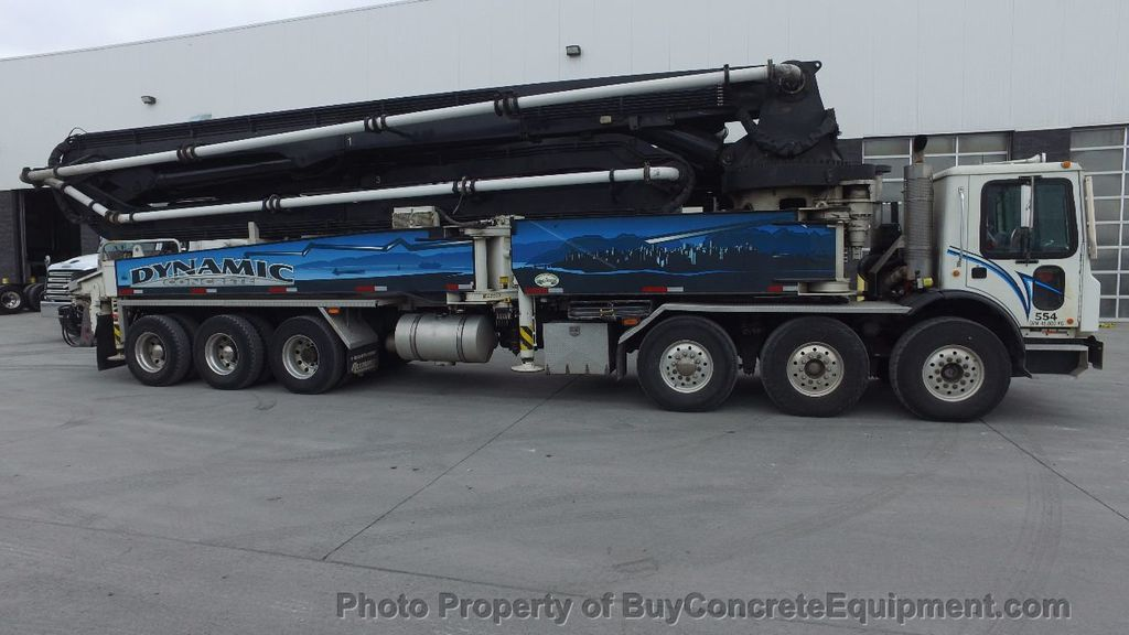 2007 Alliance 55m Mack Chassis - 15465991 - 1