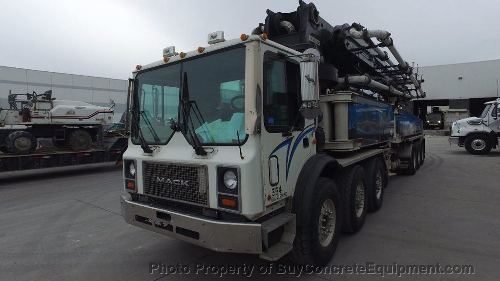 2007 Alliance 55m Mack Chassis - 15465991 - 8