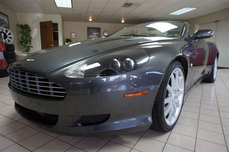 Aston Martin DB Dr Volante Auto Convertible For Sale Niwot - Aston martin db9 pre owned
