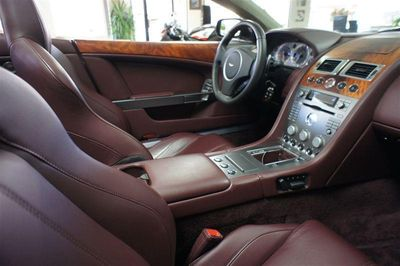 2007 Aston Martin DB9 2dr Volante Auto - Click to see full-size photo viewer
