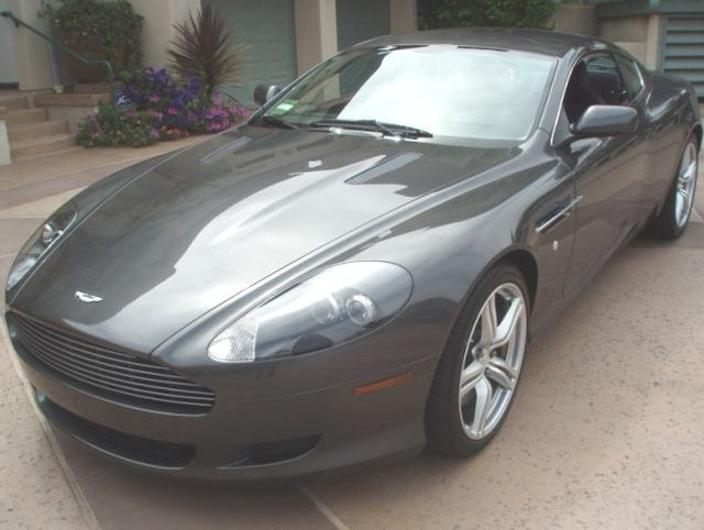 2007 Used Aston Martin DB9 At Sports Car Company, Inc. Serving La Jolla,  IID 1955519