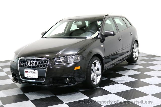 2007 Used Audi A3 Certified A3 3 2l V6 S Line Quattro Awd Navi At Eimports4less Serving Doylestown Bucks County Pa Iid 16938795