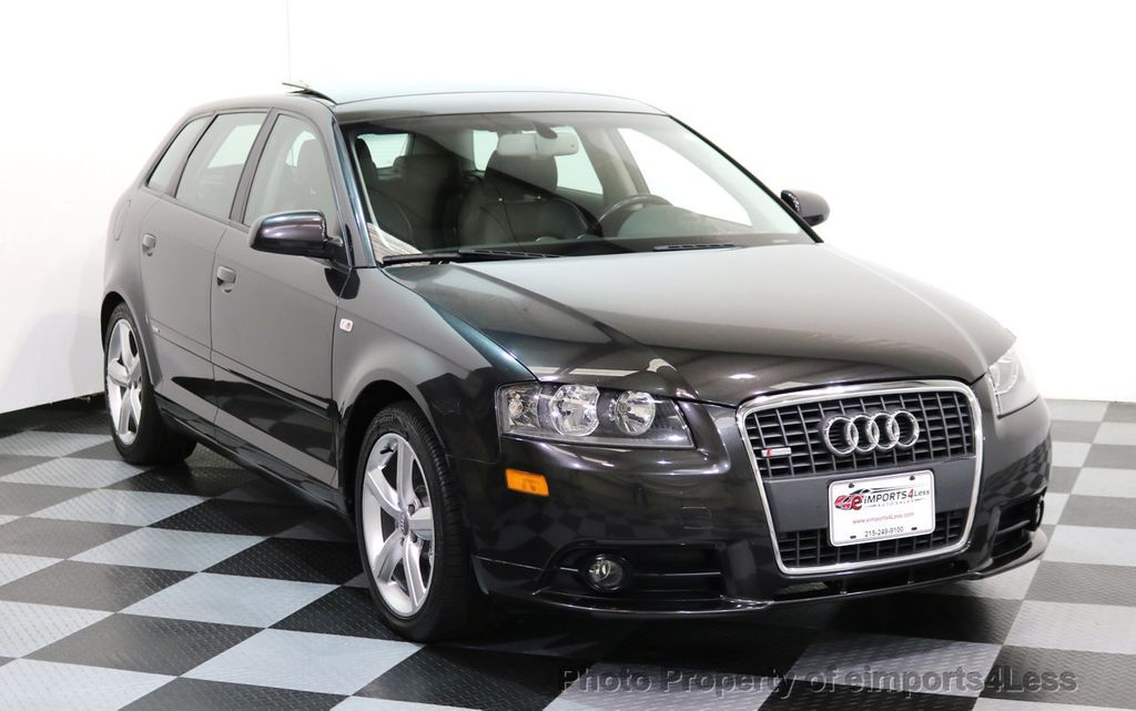 2007 used audi a3 certified a3 3 2l v6 s line quattro awd navi at eimports4less serving. Black Bedroom Furniture Sets. Home Design Ideas