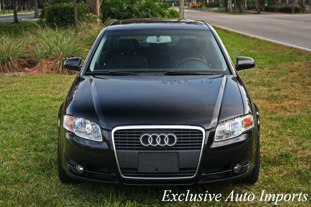 2007 Audi A4 2007 AUDI A4 2.0T SEDAN B7 2.0L TURBO UPGRADED! - Click to see full-size photo viewer