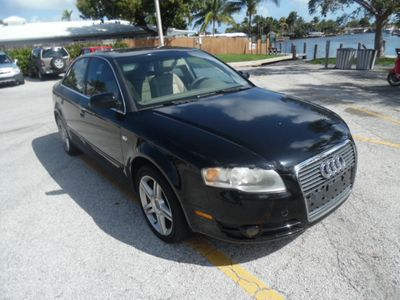 2007 Used Audi A4 20t At Lge Auto Sales Serving Wilton Manors