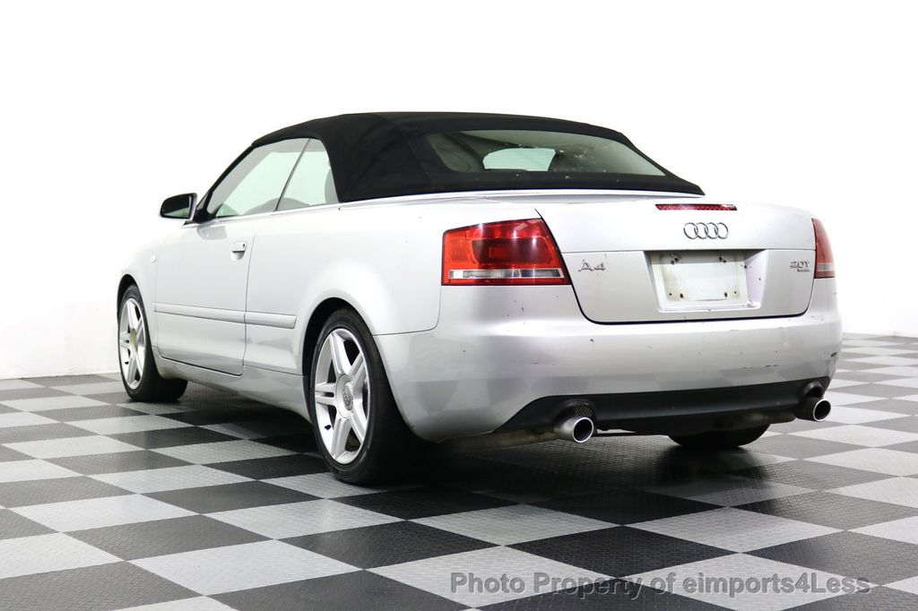 2007 Audi A4 2.0T Quattro AWD Premium/Convenience Package - 17906804 - 15