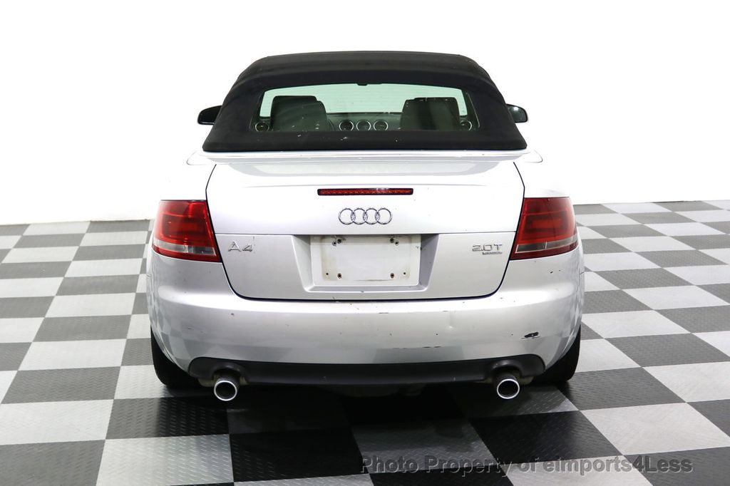 2007 Audi A4 2.0T Quattro AWD Premium/Convenience Package - 17906804 - 16