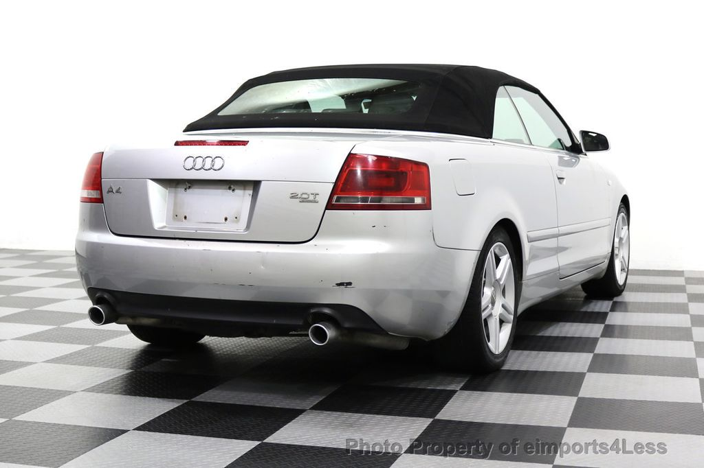 2007 Audi A4 2.0T Quattro AWD Premium/Convenience Package - 17906804 - 17