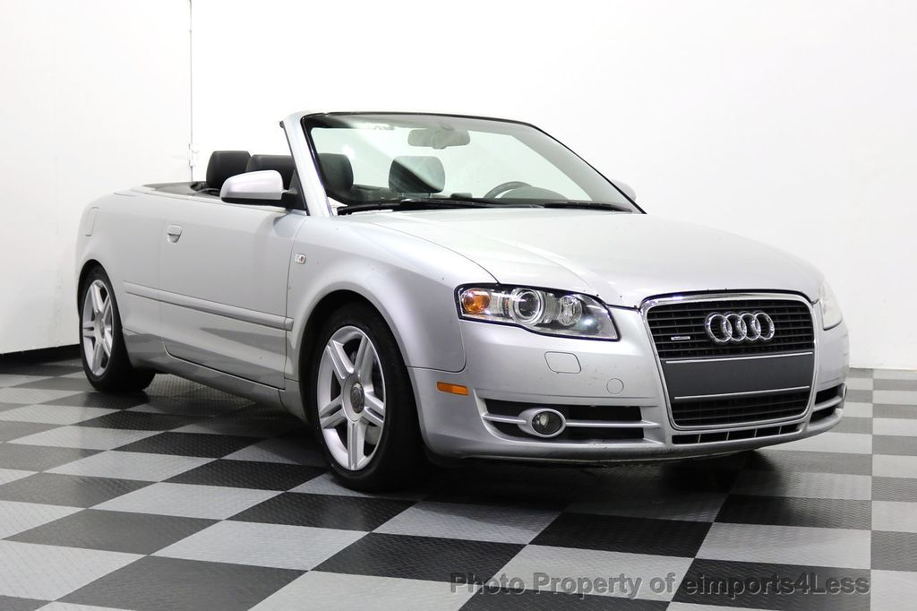 2007 Audi A4 2.0T Quattro AWD Premium/Convenience Package - 17906804 - 1