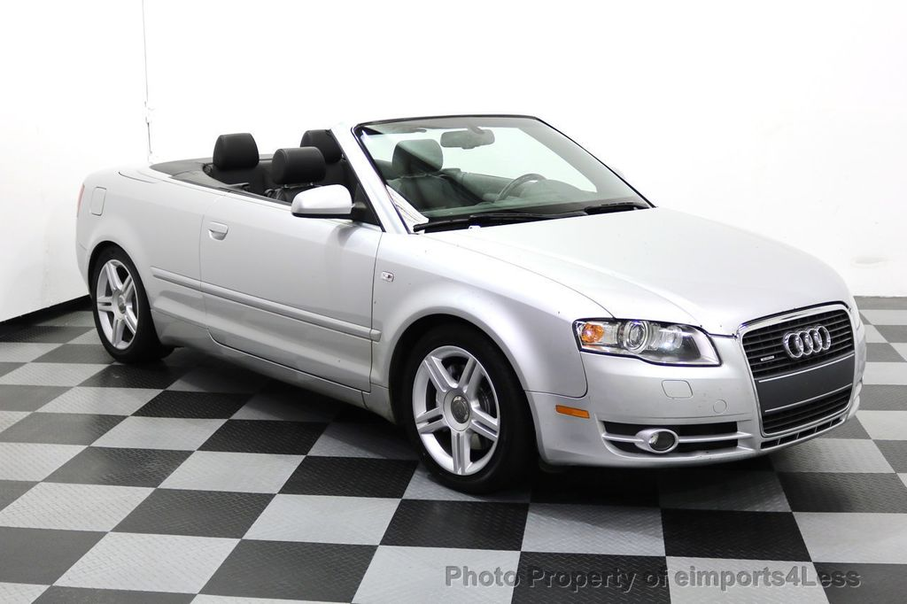 2007 Audi A4 2.0T Quattro AWD Premium/Convenience Package - 17906804 - 28
