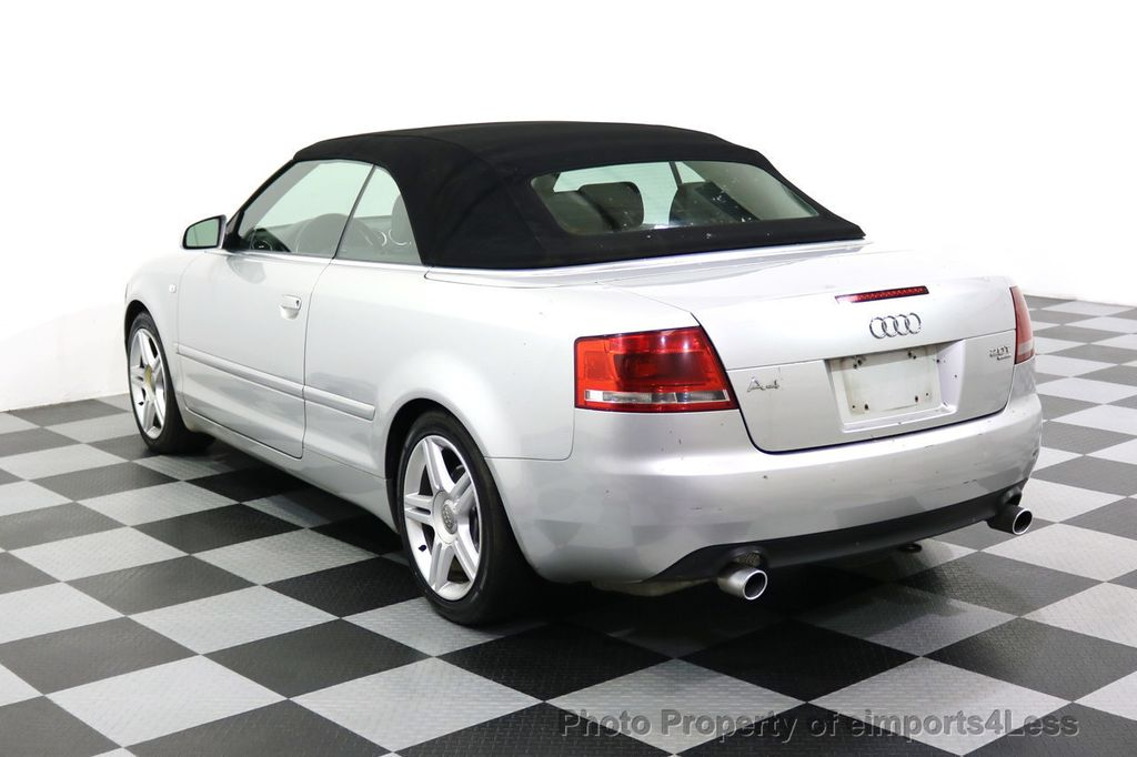 2007 Audi A4 2.0T Quattro AWD Premium/Convenience Package - 17906804 - 2