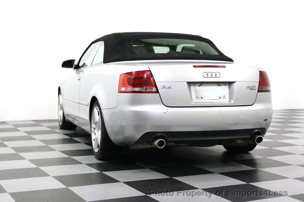 2007 Audi A4 2.0T Quattro AWD Premium/Convenience Package - 17906804 - 29