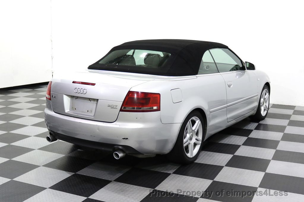 2007 Audi A4 2.0T Quattro AWD Premium/Convenience Package - 17906804 - 3