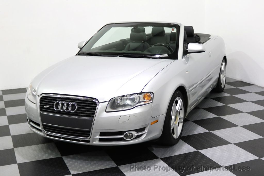 2007 Audi A4 2.0T Quattro AWD Premium/Convenience Package - 17906804 - 43