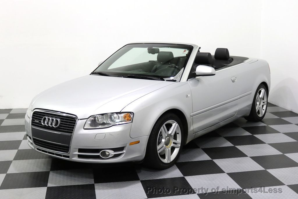 2007 Audi A4 2.0T Quattro AWD Premium/Convenience Package - 17906804 - 44