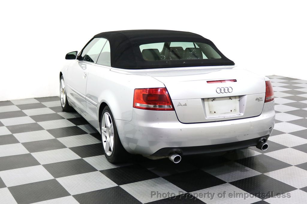 2007 Audi A4 2.0T Quattro AWD Premium/Convenience Package - 17906804 - 45