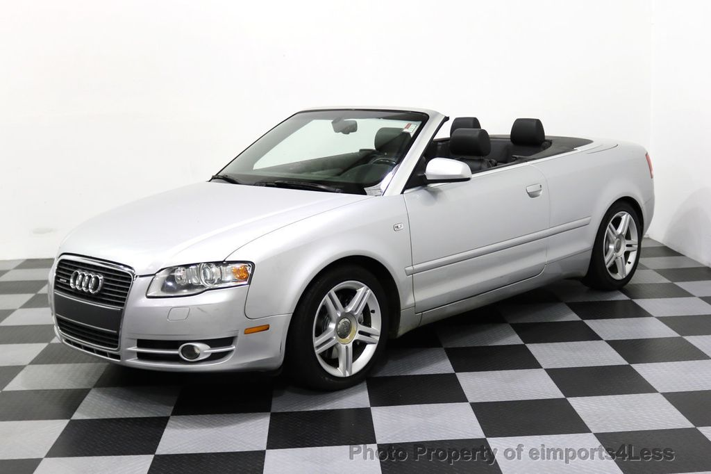 2007 Audi A4 2.0T Quattro AWD Premium/Convenience Package - 17906804 - 49