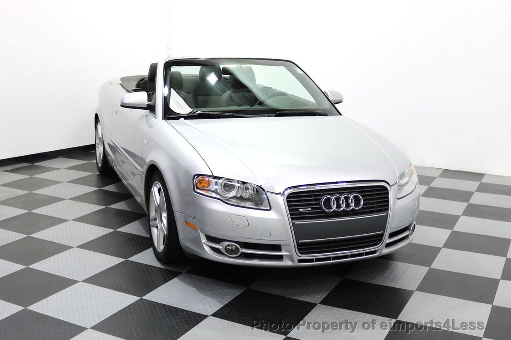 2007 Audi A4 2.0T Quattro AWD Premium/Convenience Package - 17906804 - 50