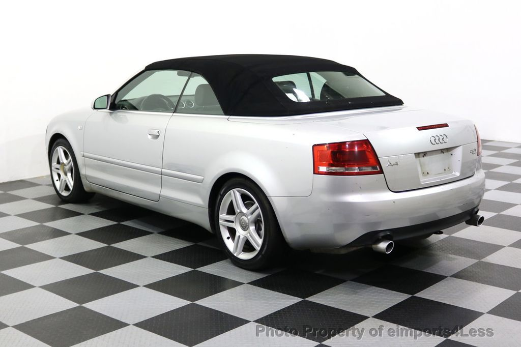 2007 Audi A4 2.0T Quattro AWD Premium/Convenience Package - 17906804 - 51