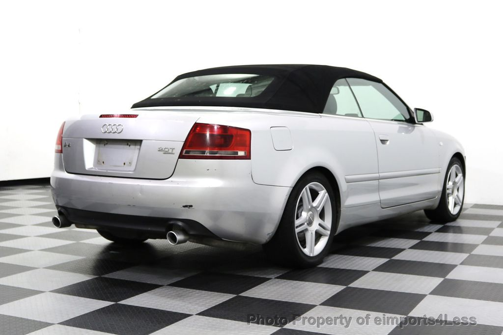 2007 Audi A4 2.0T Quattro AWD Premium/Convenience Package - 17906804 - 52
