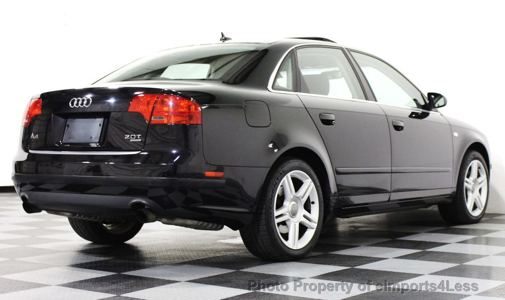 2007 used audi a4 a4 quattro awd sedan at. Black Bedroom Furniture Sets. Home Design Ideas