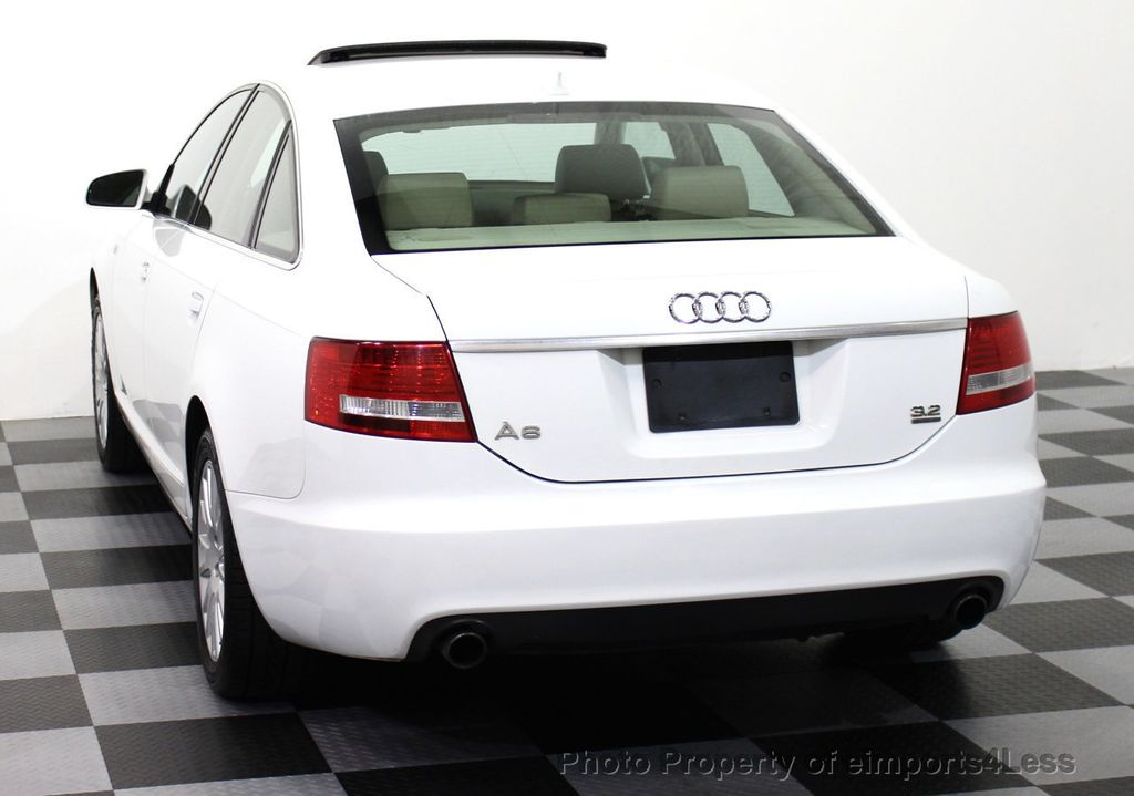 2007 used audi a6 a6 3 2 v6 quattro awd sedan at. Black Bedroom Furniture Sets. Home Design Ideas