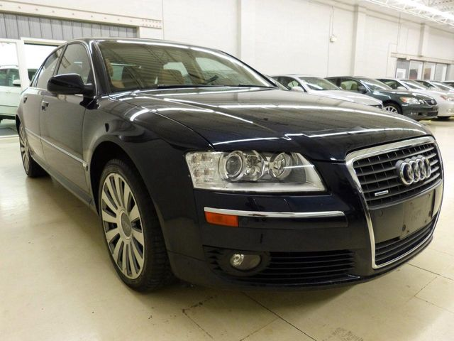 Used Audi A Quattro At Luxury AutoMax Serving Chambersburg - 2007 audi a8