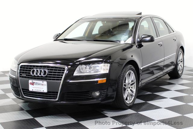 2007 Used Audi A8 A8 4 2l V8 Quattro Awd Camera Navigation At Eimports4less Serving Doylestown Bucks County Pa Iid 16748473