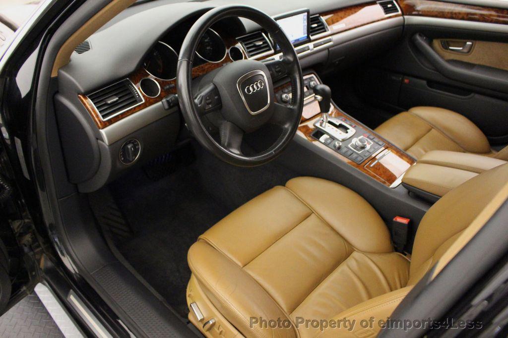 Used Audi A A L V Quattro AWD CAMERA NAVIGATION At - 2007 audi a8