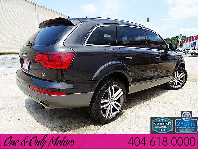 2007 Used Audi Q7 quattro 4dr 4 2L Premium at One and Only Motors Serving  Doraville, GA, IID 19174678