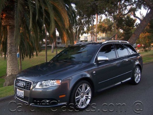 2007 used audi s4 avant at cardiff classics serving encinitas iid 4902946. Black Bedroom Furniture Sets. Home Design Ideas