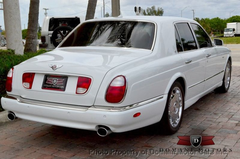 2007 Bentley Arnage Stunning White Arnage w/ Magnolia & Auburn interior - 16319383 - 21