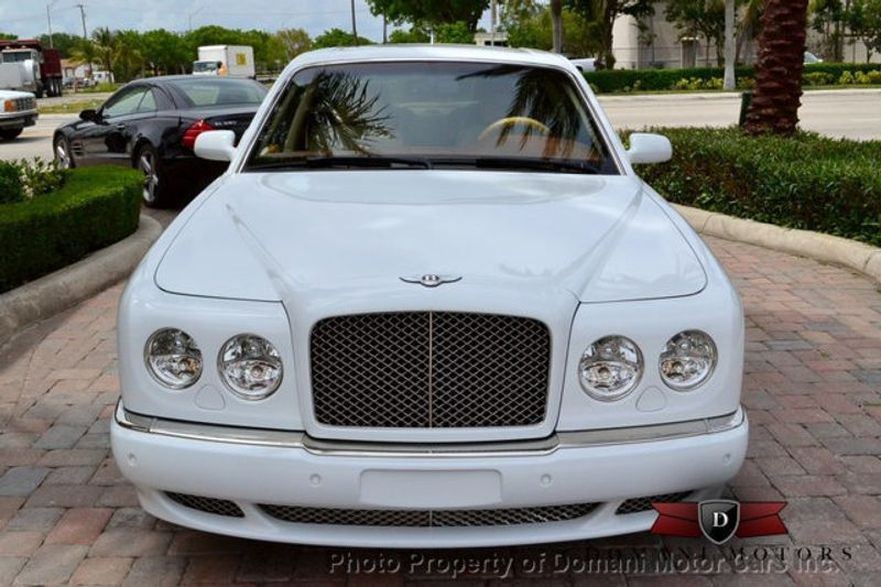 2007 Bentley Arnage STUNNING WHITE ARNAGE w/MANOLIA & AUTUMN HIDES & MAPLE VENEERS! - 16319383 - 10