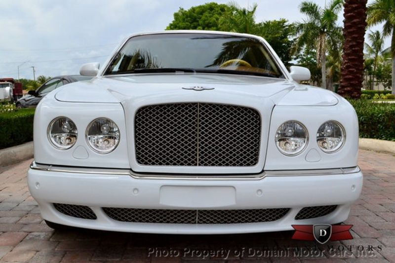 2007 Bentley Arnage STUNNING WHITE ARNAGE w/MANOLIA & AUTUMN HIDES & MAPLE VENEERS! - 16319383 - 11