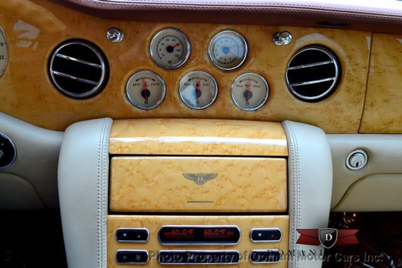 2007 Bentley Arnage STUNNING WHITE ARNAGE w/MANOLIA & AUTUMN HIDES & MAPLE VENEERS! - 16319383 - 37
