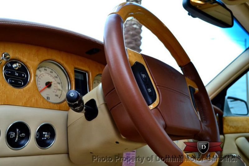 2007 Bentley Arnage STUNNING WHITE ARNAGE w/MANOLIA & AUTUMN HIDES & MAPLE VENEERS! - 16319383 - 43
