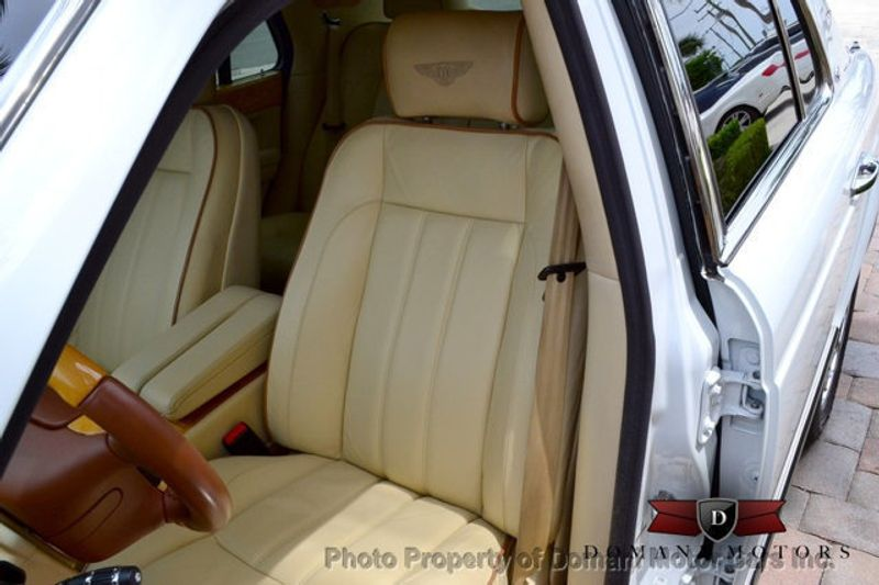 2007 Bentley Arnage STUNNING WHITE ARNAGE w/MANOLIA & AUTUMN HIDES & MAPLE VENEERS! - 16319383 - 46