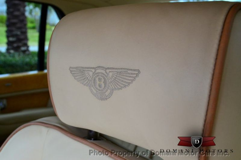 2007 Bentley Arnage STUNNING WHITE ARNAGE w/MANOLIA & AUTUMN HIDES & MAPLE VENEERS! - 16319383 - 47