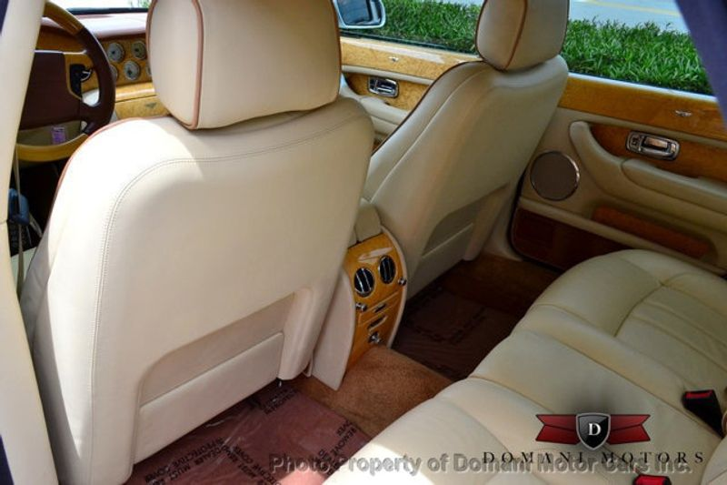 2007 Bentley Arnage STUNNING WHITE ARNAGE w/MANOLIA & AUTUMN HIDES & MAPLE VENEERS! - 16319383 - 48