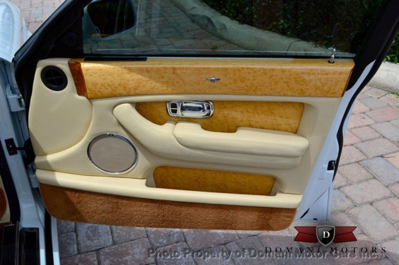2007 Bentley Arnage STUNNING WHITE ARNAGE w/MANOLIA & AUTUMN HIDES & MAPLE VENEERS! - 16319383 - 53