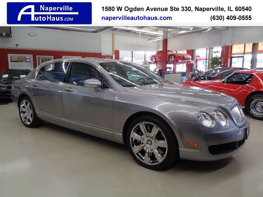 2007 Bentley Continental Flying Spur 4dr Sedan - 17639266 - 0