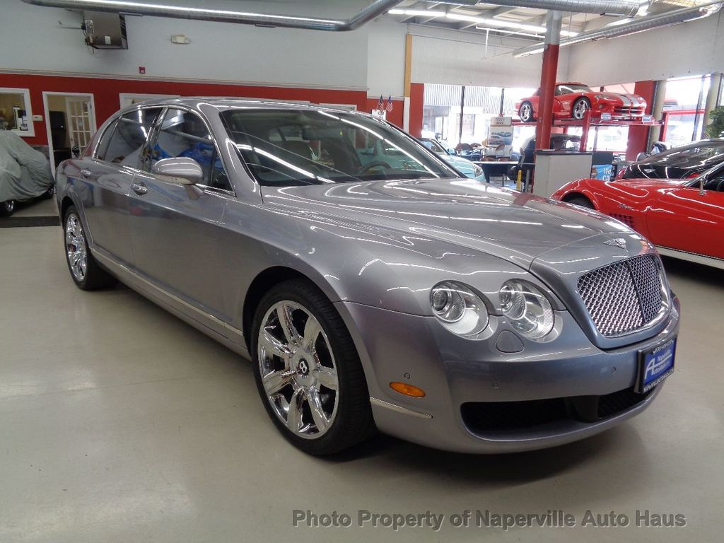 2007 Bentley Continental Flying Spur 4dr Sedan - 17639266 - 1