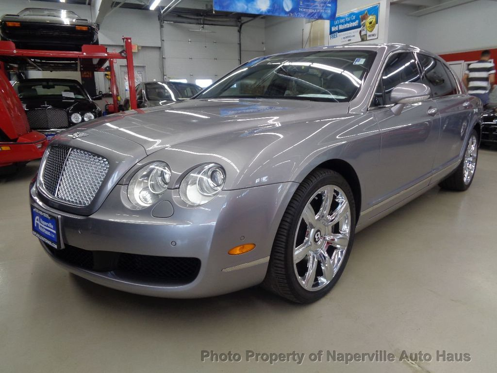 2007 Bentley Continental Flying Spur 4dr Sedan - 17639266 - 2
